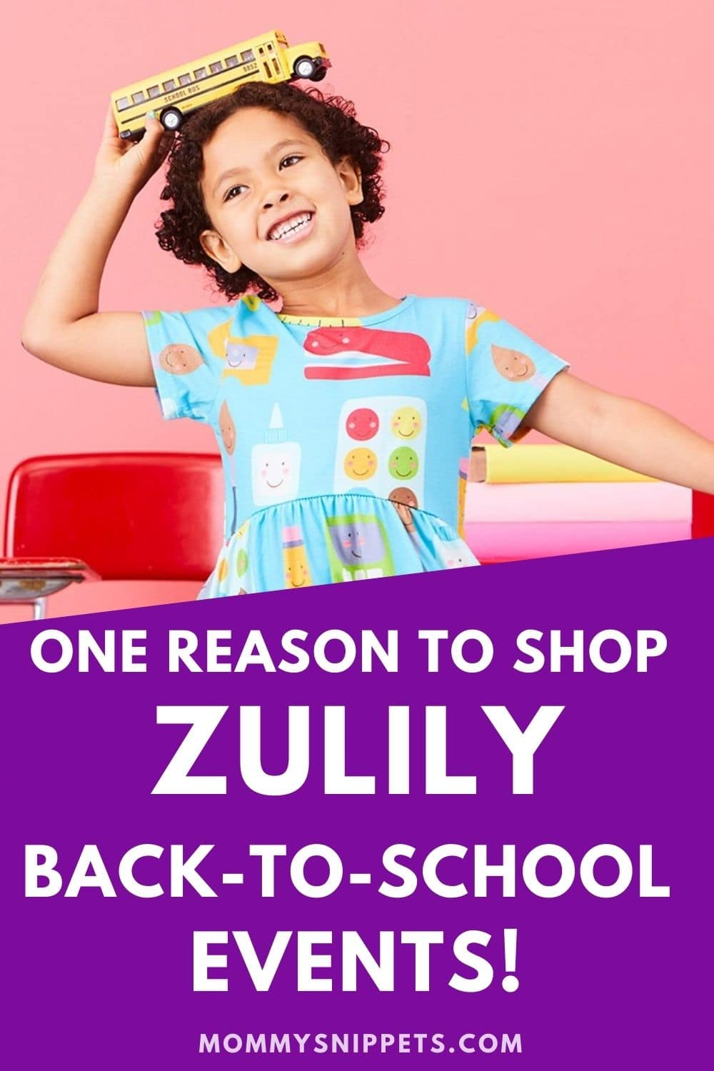 The One Reason You Need to Check Out The Zulily Back to School Events