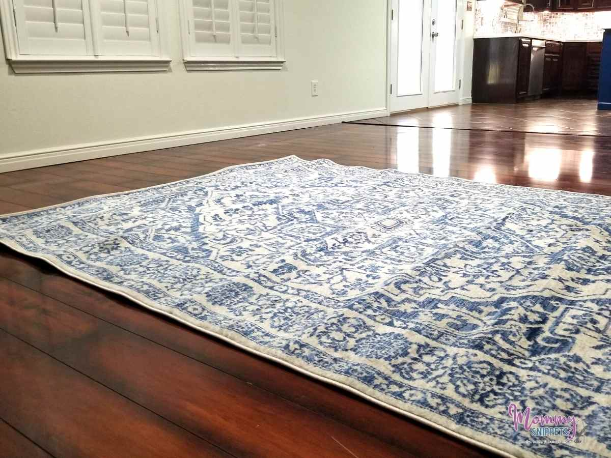 Safavieh area rug from Zulily